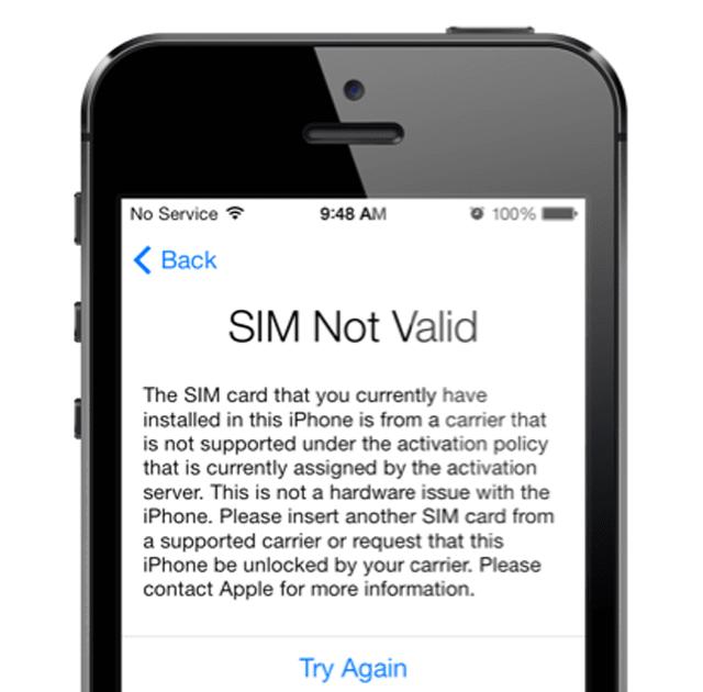 AppleFix_SimLock_iPhone