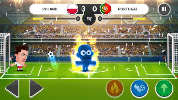 Na meczach reprezentacji faktycznie może zrobić się gorąco...