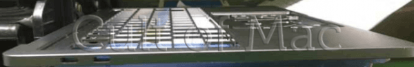 Lewa strona i kolejne dwa wejścia USB-C