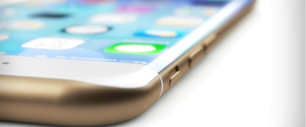 iphone edge pro screen curved 7