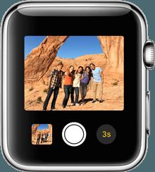 apple watch applefix serwis poradnik kamera aparat