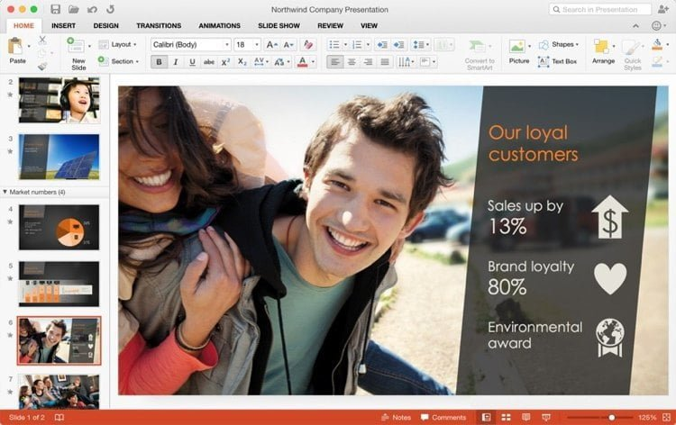 Office 2015 Power Point