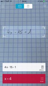 Nieważne, czy to proste równanie...